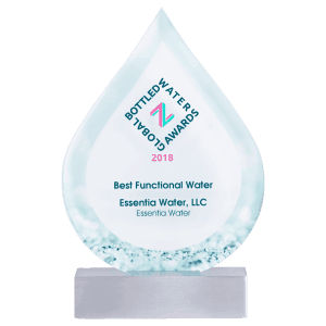 Essentia - Best Functioning Water Award 2018
