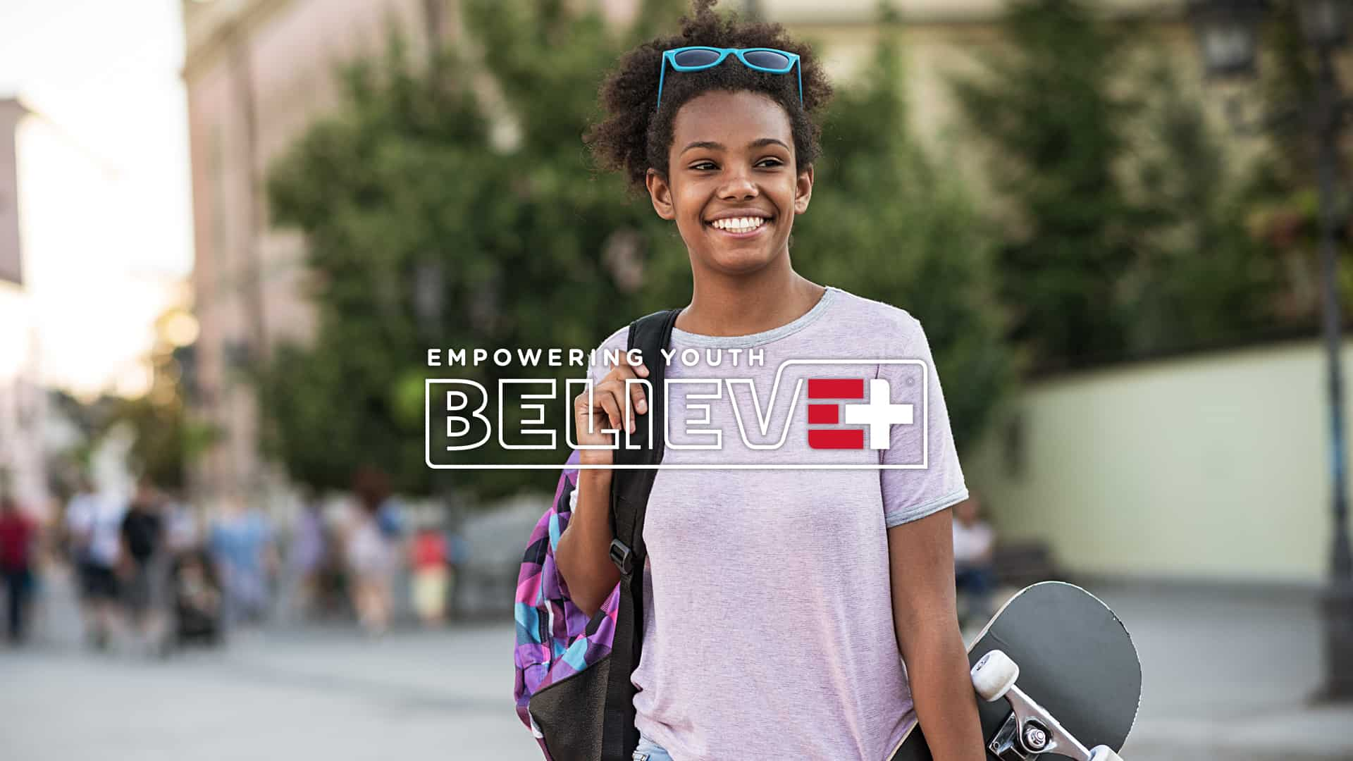 Essentia Water - Empowering Youth - Believe