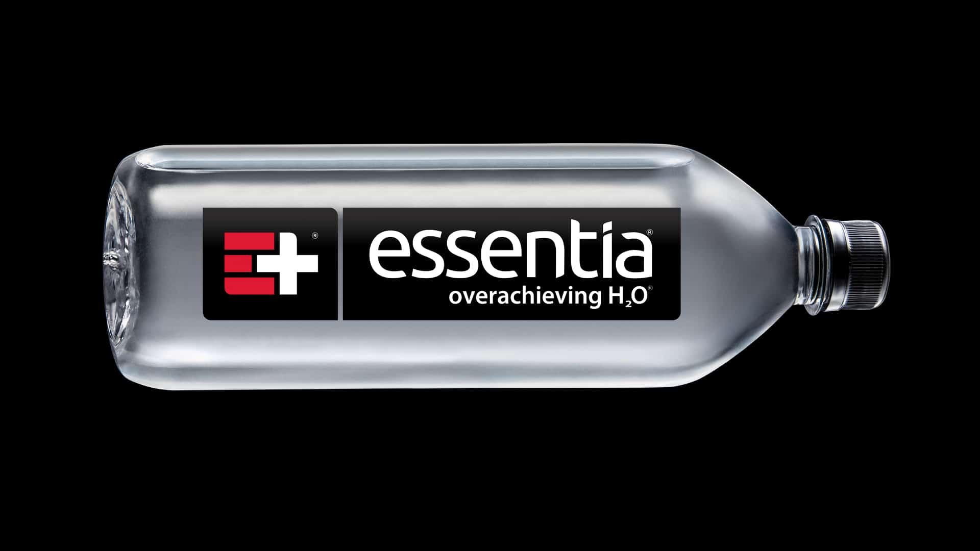 Essentia Water - Overachieving H2O