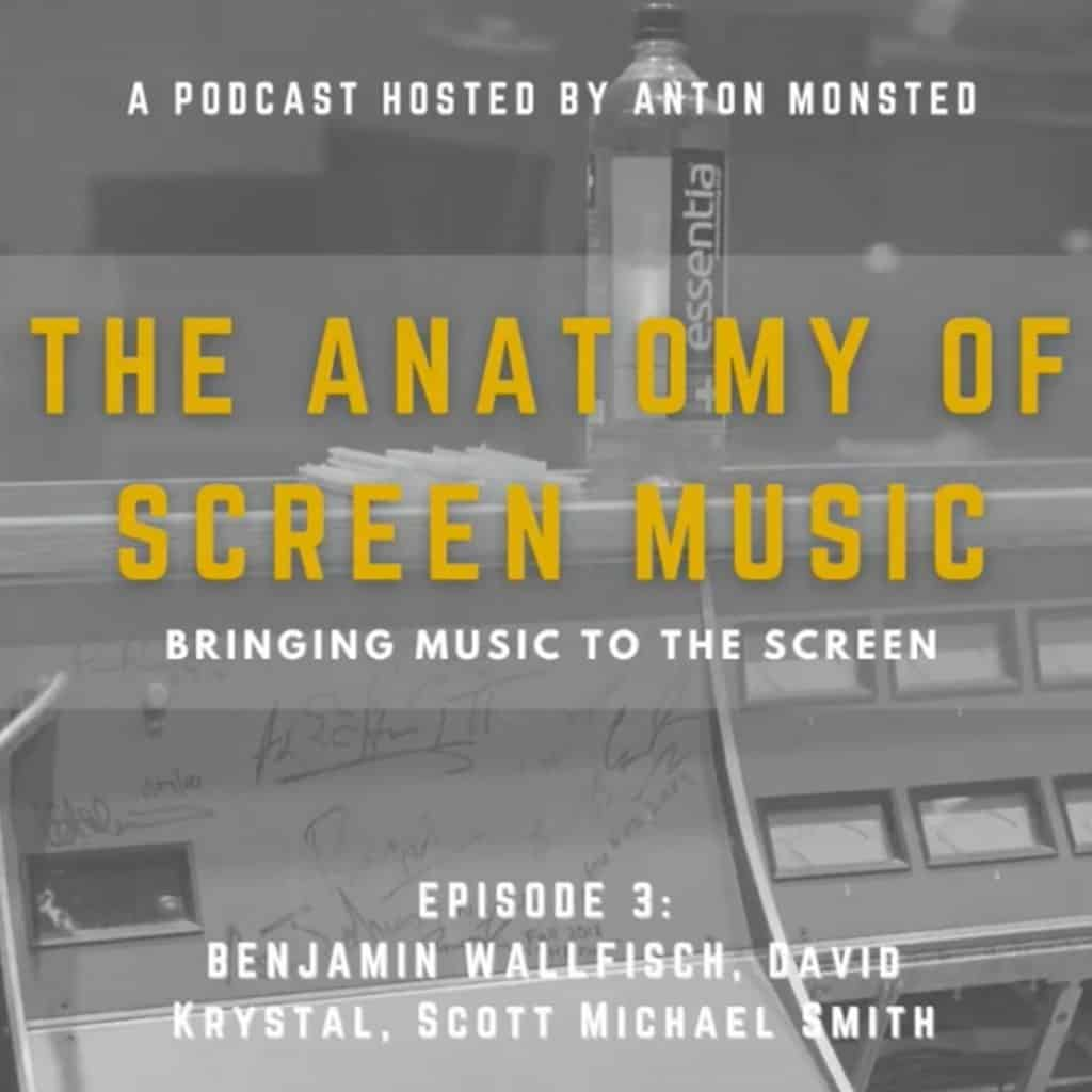 Soundtracks and film scores: Wallfisch/Krystal/Smith