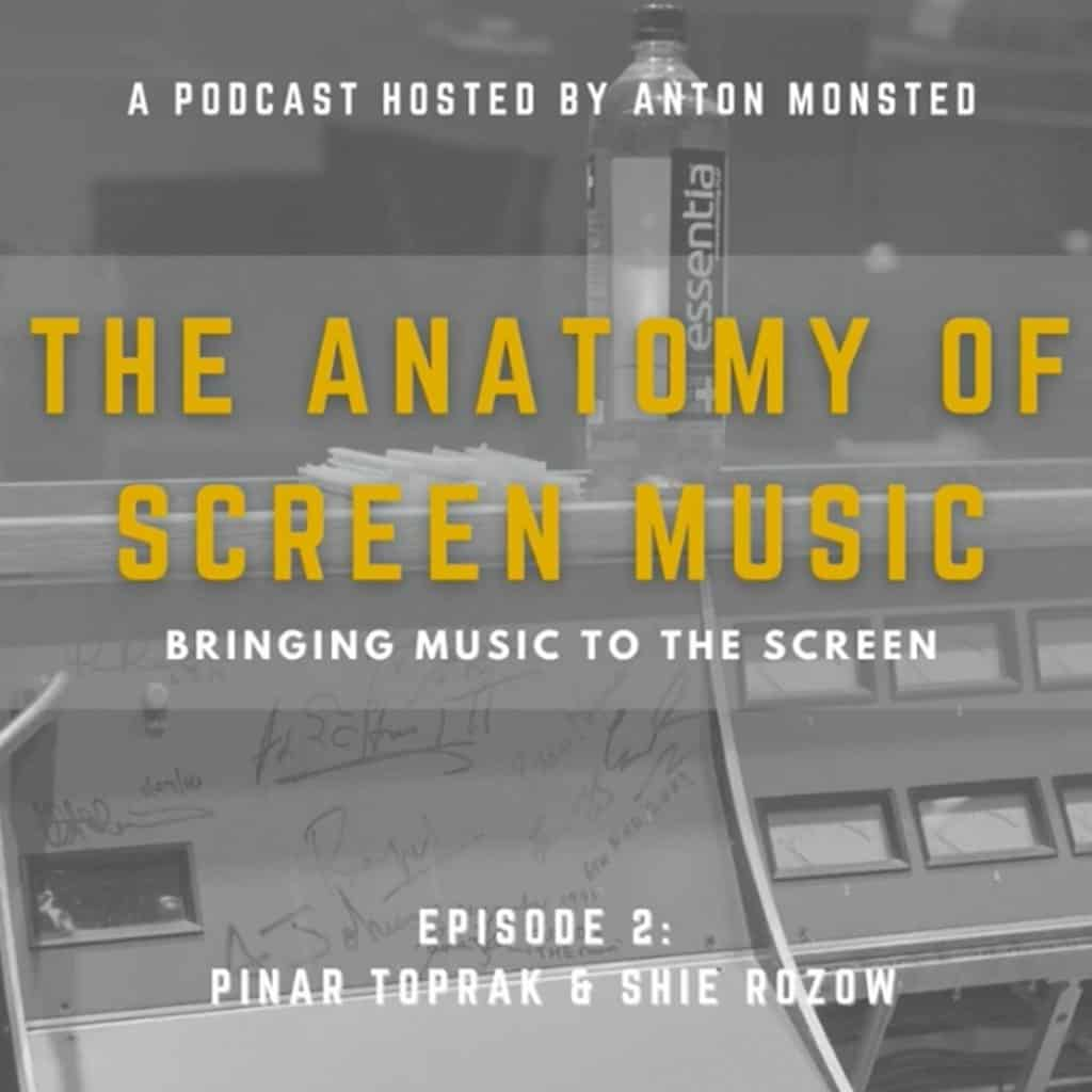 Soundtracks, film scores, and more: Toprak/Rozow